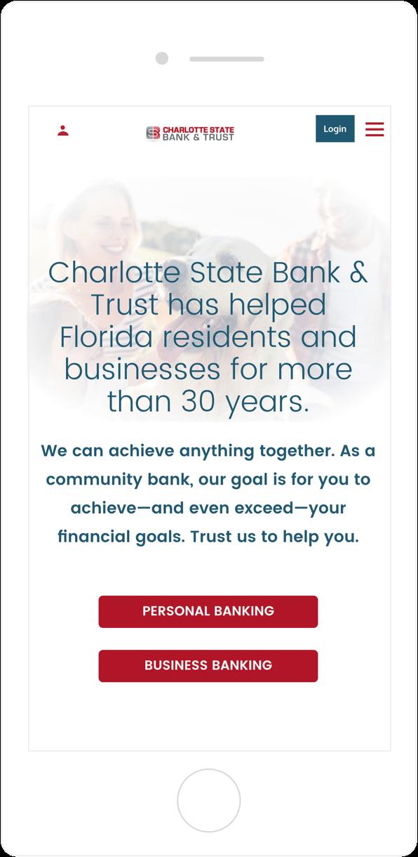 Crews Bank Corp Menu