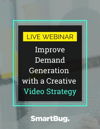 Video Strategy Webinar Menu CTA
