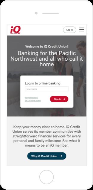 iQ Credit Union Mobile