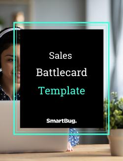 sales battlecard template